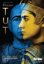 """Tut (miniseries)"" by Source. Licensed under Fair use via Wikipedia - https://en.wikipedia.org/wiki/File:Tut_(miniseries).jpg#/media/File:Tut_(miniseries).jpg"